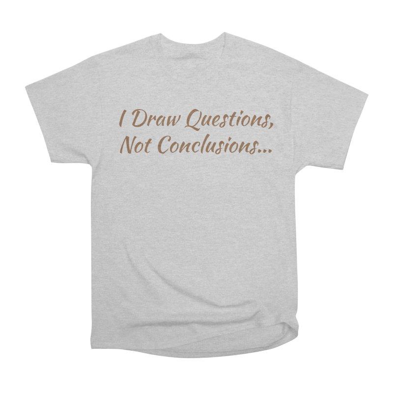 IDQNC-022 (brown) Men's T-Shirt by jeffjacques's Artist Shop
