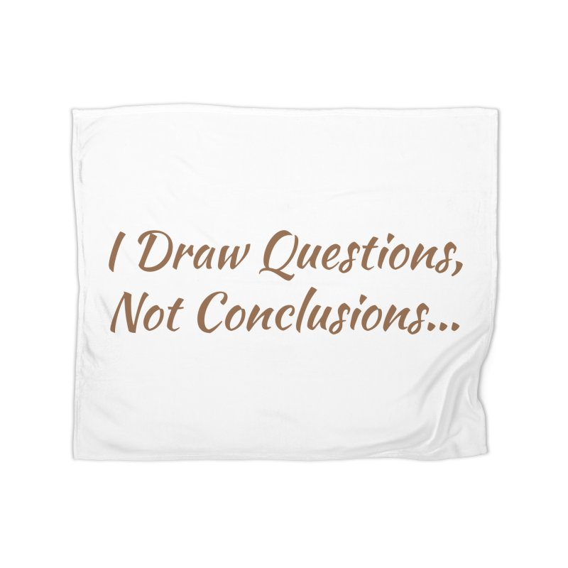 IDQNC-022 (brown) Home Fleece Blanket Blanket by jeffjacques's Artist Shop