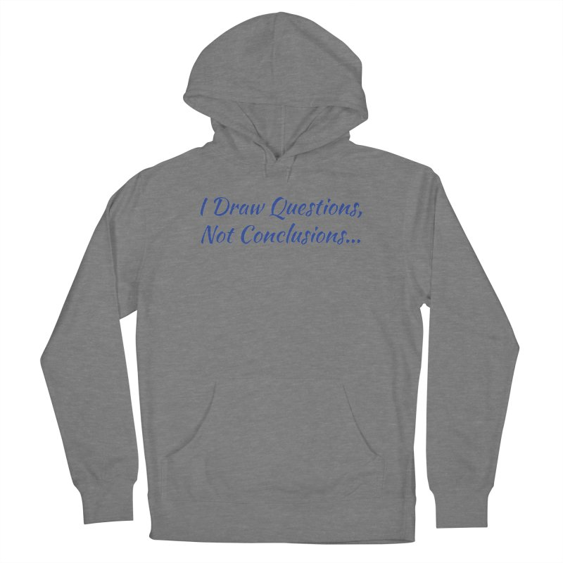 IDQNC-022 (Dark Blue) Women's Pullover Hoody by jeffjacques's Artist Shop