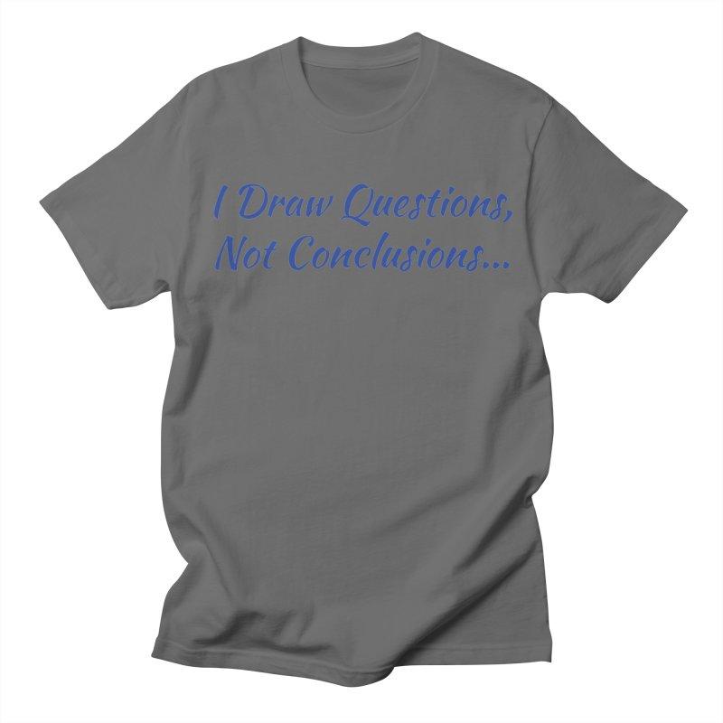 IDQNC-022 (Dark Blue) Men's T-Shirt by jeffjacques's Artist Shop