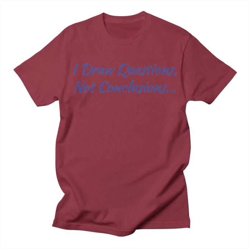 IDQNC-022 (Dark Blue) Women's Regular Unisex T-Shirt by jeffjacques's Artist Shop
