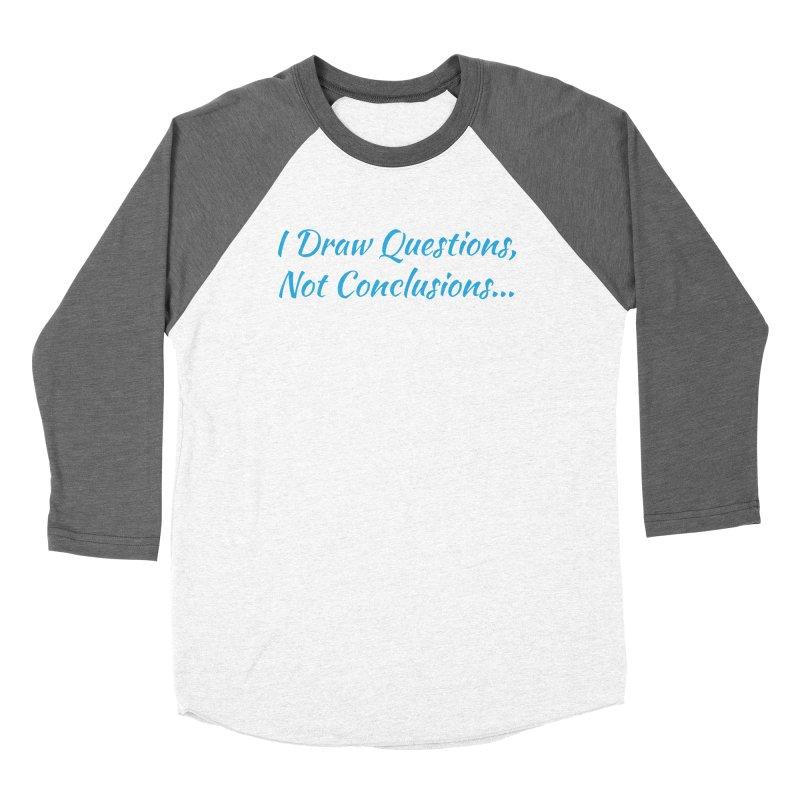 IDQNC-022 (Light Blue) Women's Longsleeve T-Shirt by jeffjacques's Artist Shop