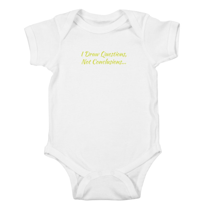 IDQNC-022 (Lime) Kids Baby Bodysuit by jeffjacques's Artist Shop
