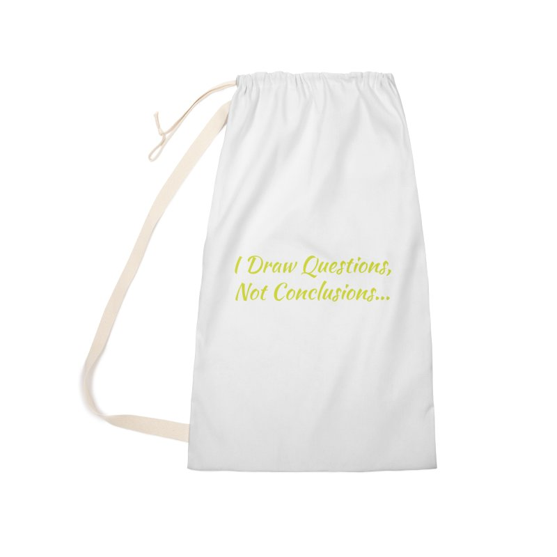IDQNC-022 (Lime) Accessories Laundry Bag Bag by jeffjacques's Artist Shop