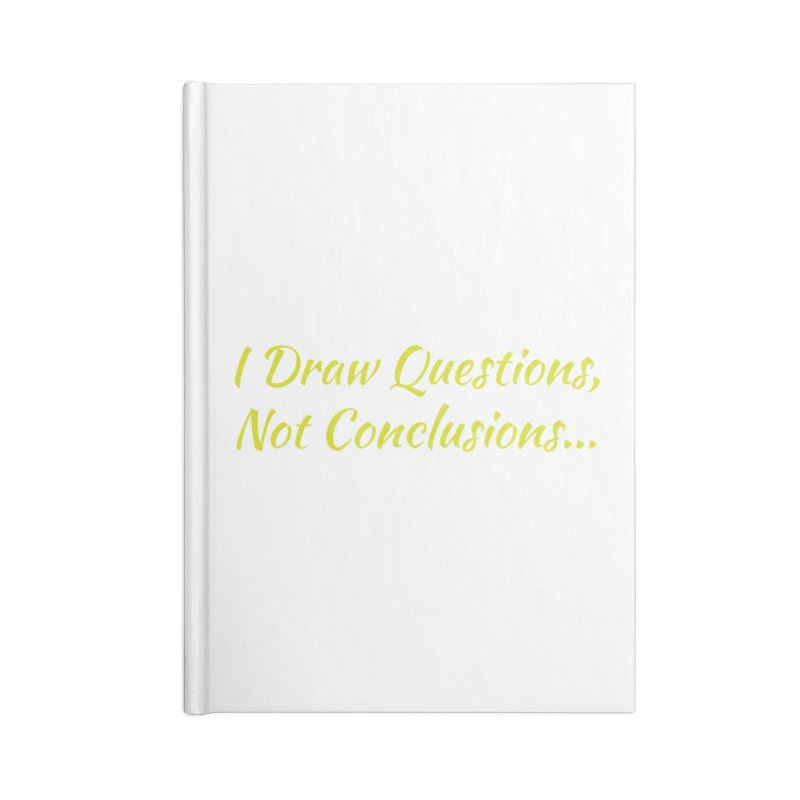 IDQNC-022 (Lime) Accessories Lined Journal Notebook by jeffjacques's Artist Shop