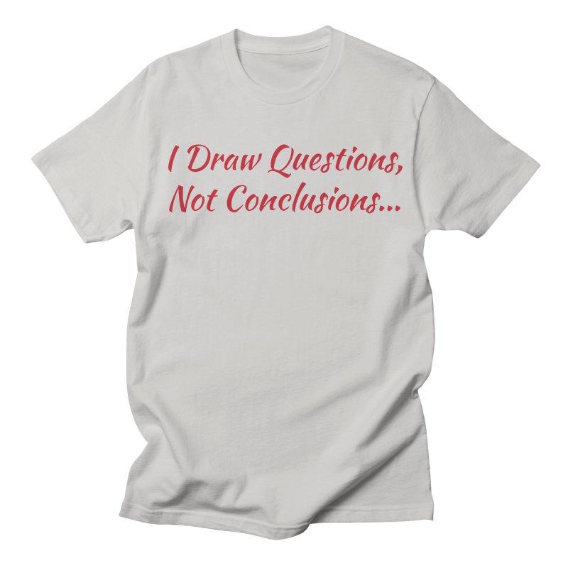 IDQNC-022 (Red) Men's Regular T-Shirt by jeffjacques's Artist Shop