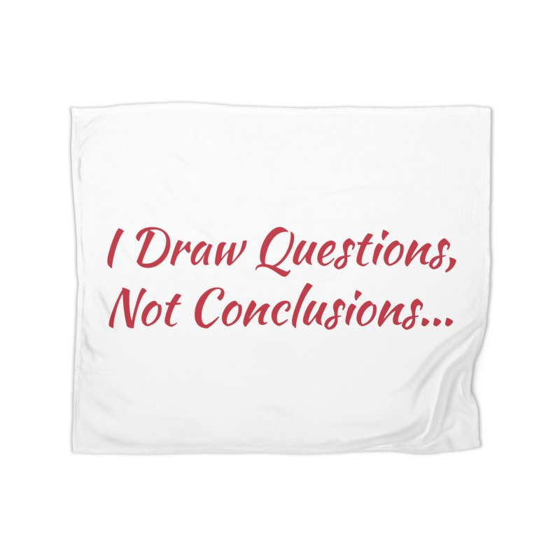 IDQNC-022 (Red) Home Fleece Blanket Blanket by jeffjacques's Artist Shop