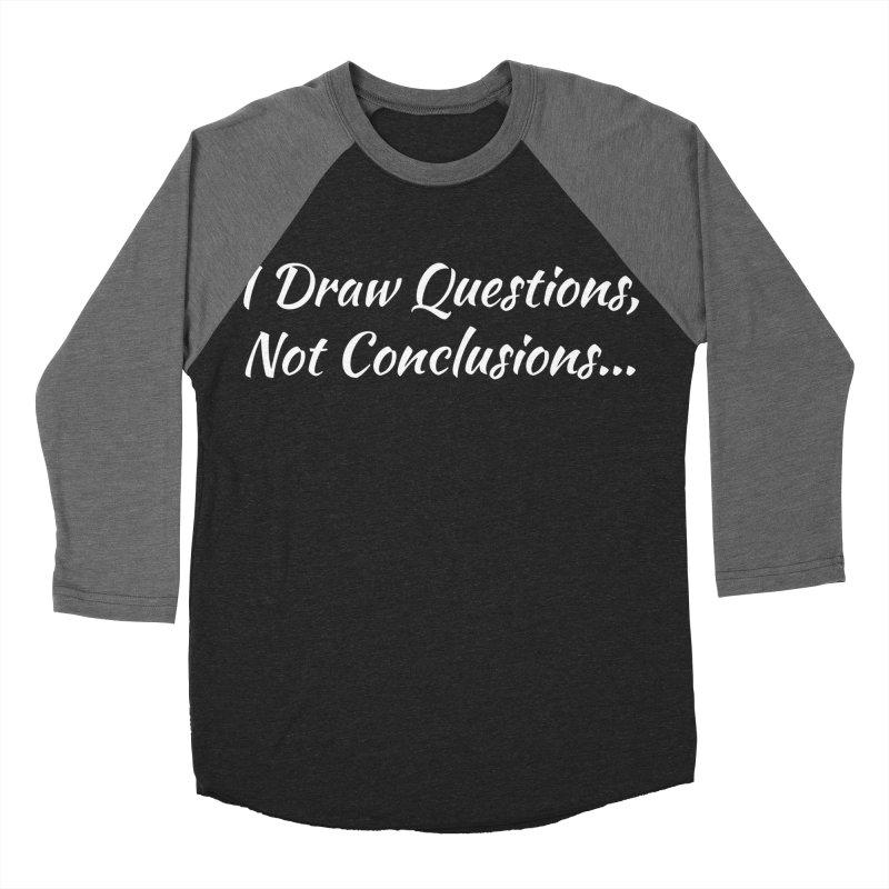 IDQNC-022 (White) Women's Baseball Triblend Longsleeve T-Shirt by jeffjacques's Artist Shop