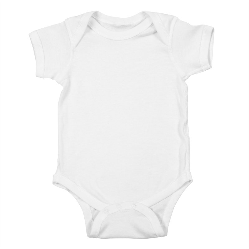 IDQNC-022 (White) Kids Baby Bodysuit by jeffjacques's Artist Shop