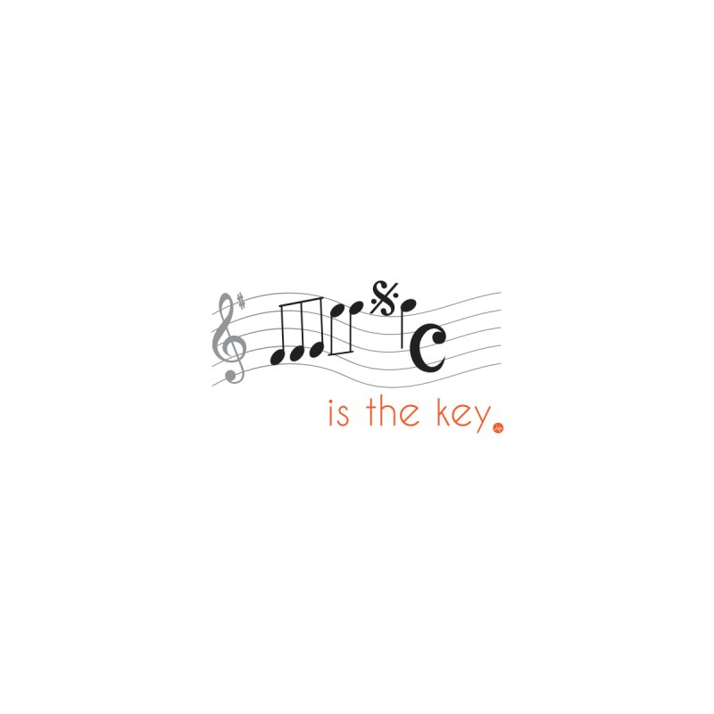 Music is the Key by jefo's Artist Shop
