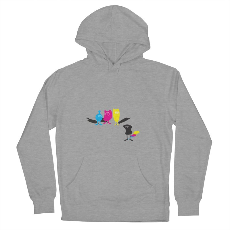 CMY...what? Women's Pullover Hoody by jefo's Artist Shop