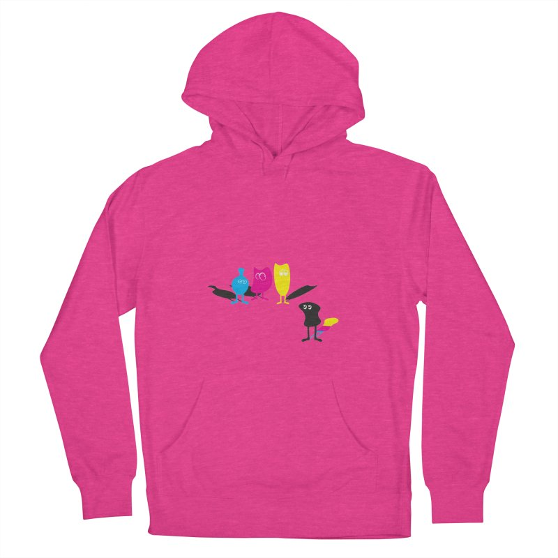 CMY...what? Men's Pullover Hoody by jefo's Artist Shop