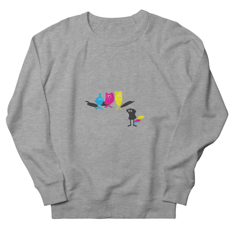 CMY...what? Women's Sweatshirt by jefo's Artist Shop