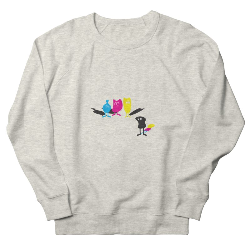 CMY...what? Men's Sweatshirt by jefo's Artist Shop