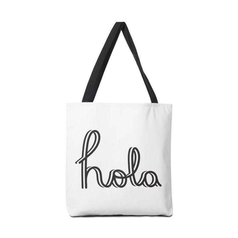 Hola Accessories Bag by jefo's Artist Shop