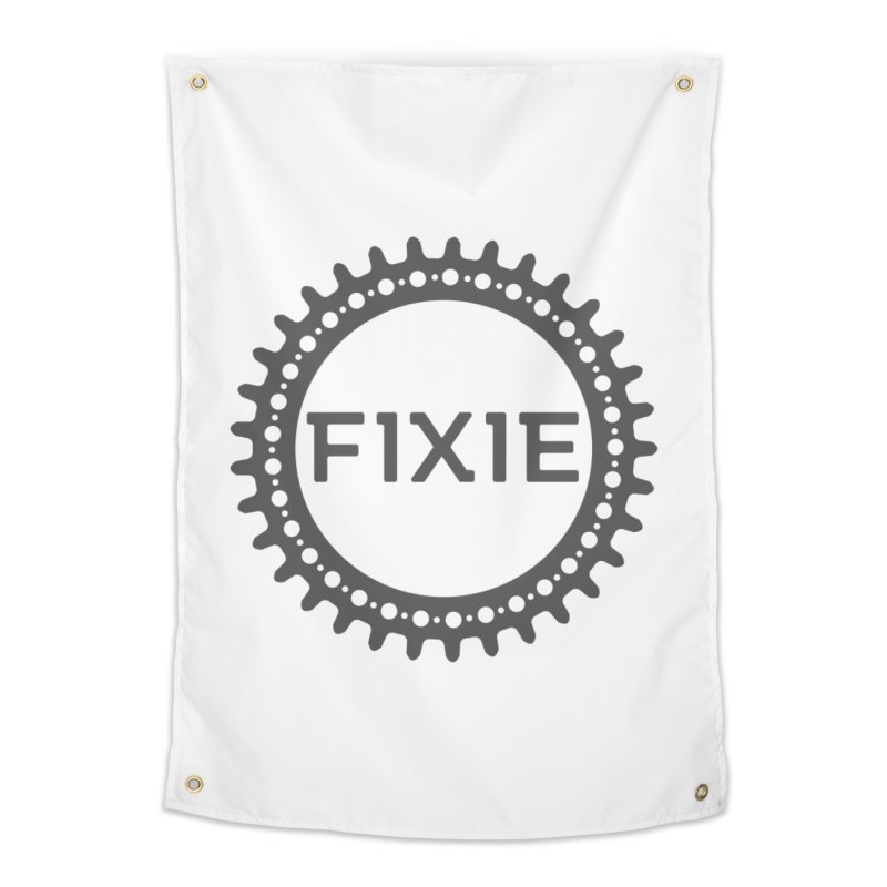 Fixie Home Tapestry by jefo's Artist Shop
