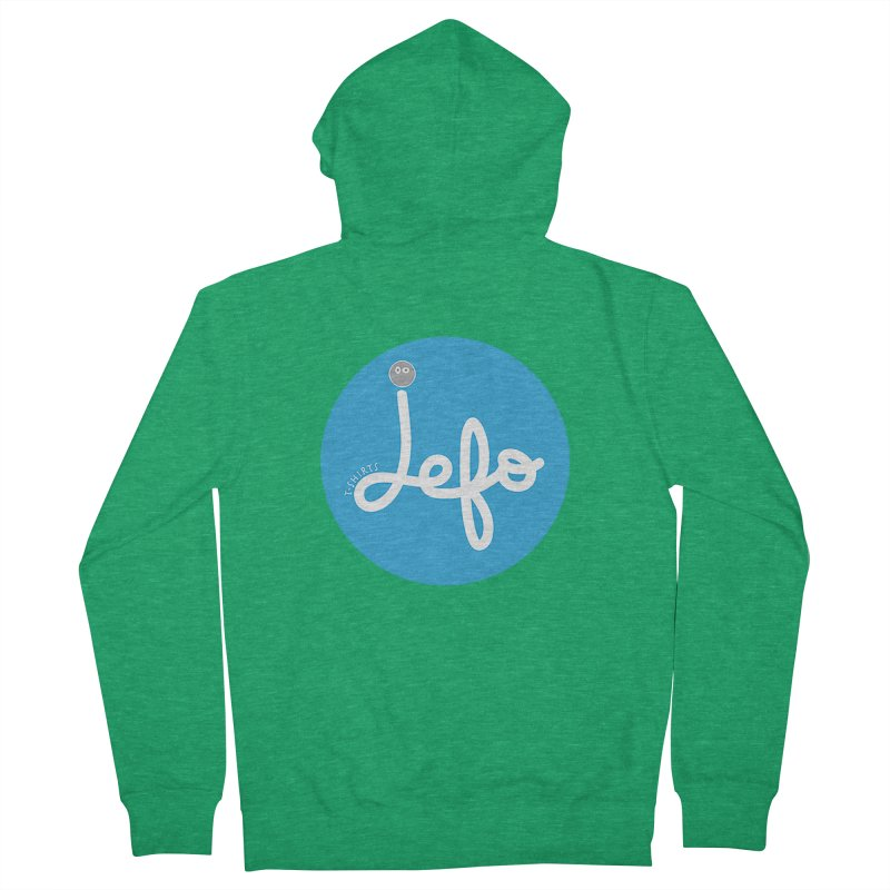 Jefo Women's Zip-Up Hoody by jefo's Artist Shop