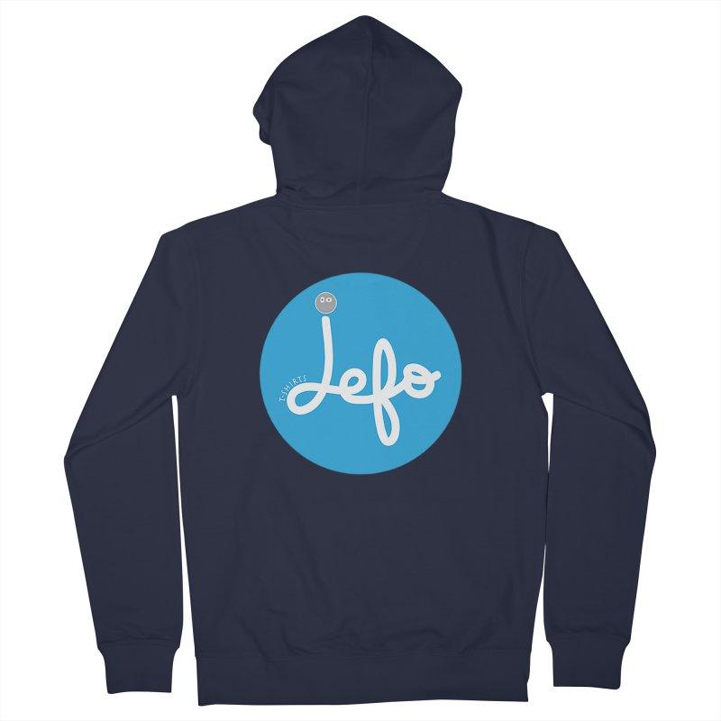 Jefo Women's Zip-Up Hoody by jefo's Artist Shop
