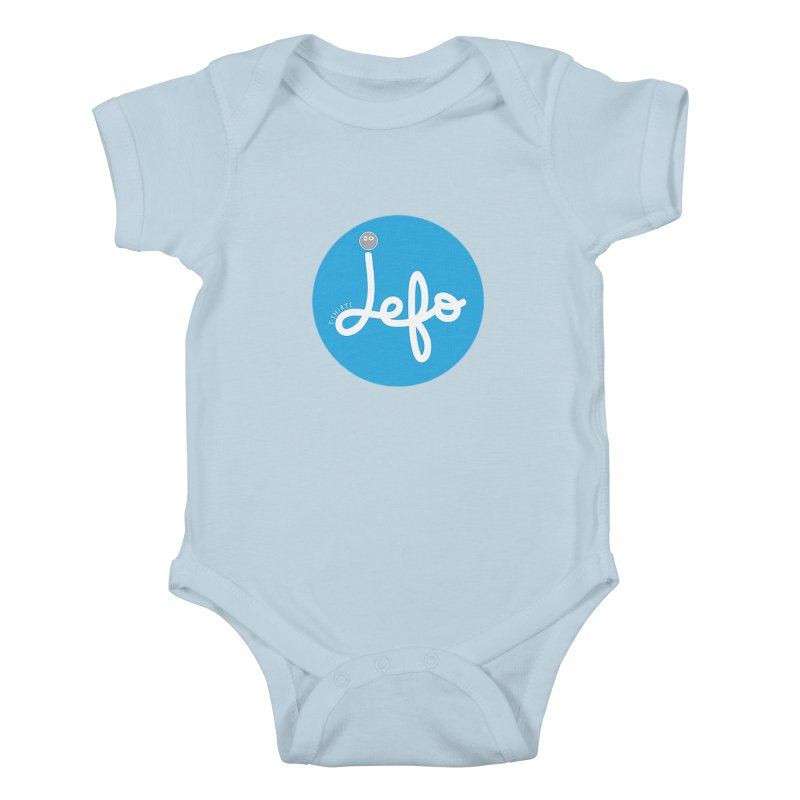 Jefo Kids Baby Bodysuit by jefo's Artist Shop
