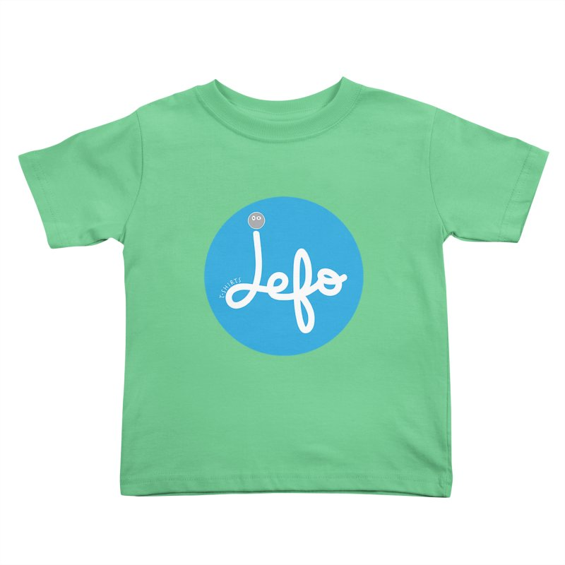 Jefo Kids Toddler T-Shirt by jefo's Artist Shop
