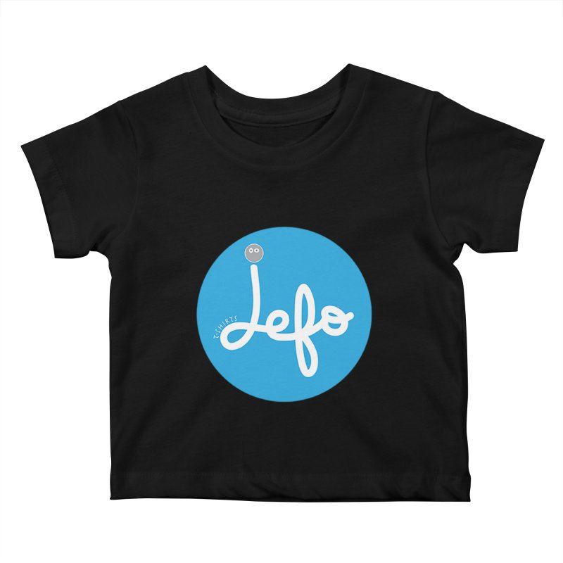 Jefo Kids Baby T-Shirt by jefo's Artist Shop