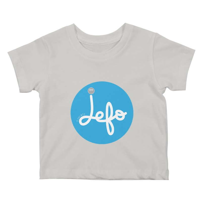 Jefo Kids Baby T-Shirt by jefo's Artist Shop