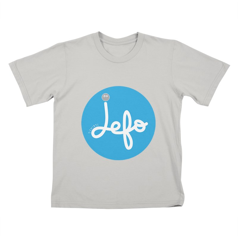 Jefo Kids T-shirt by jefo's Artist Shop