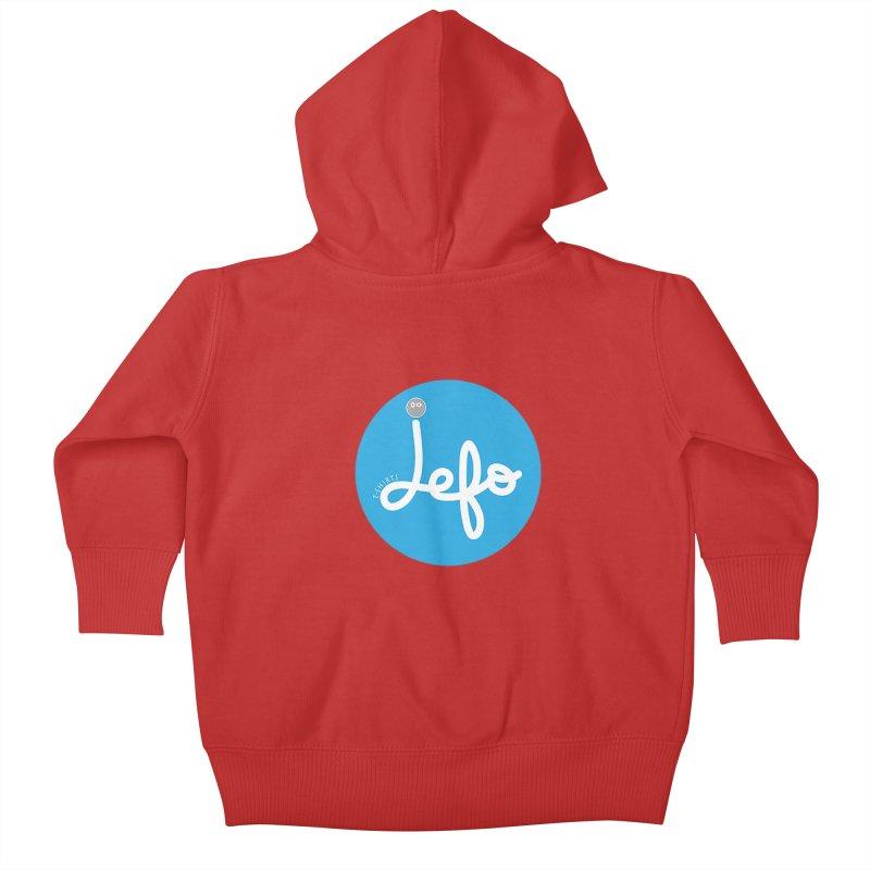 Jefo Kids Baby Zip-Up Hoody by jefo's Artist Shop