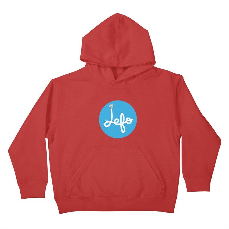 Jefo Kids Pullover Hoody by jefo's Artist Shop
