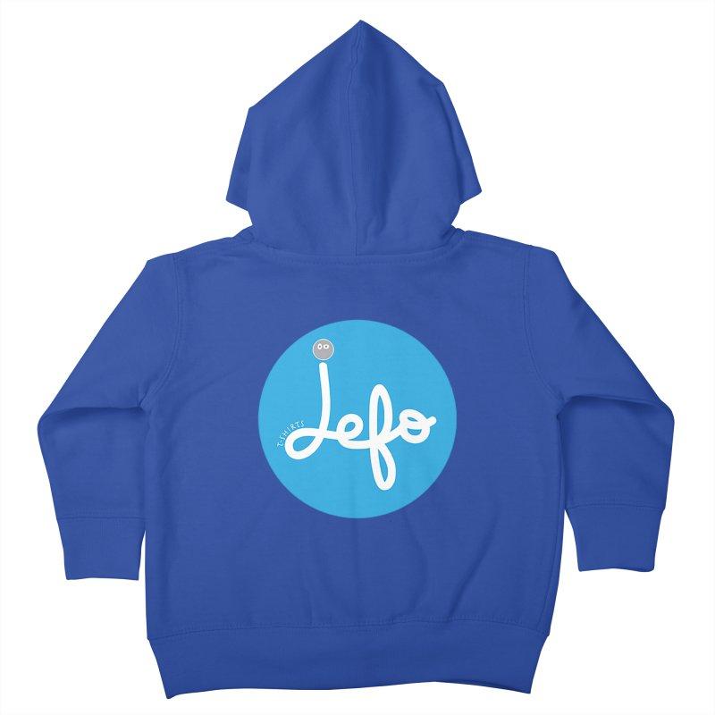 Jefo Kids Toddler Zip-Up Hoody by jefo's Artist Shop