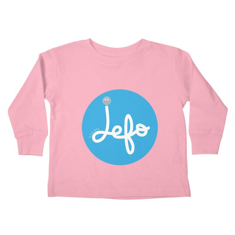 Jefo Kids Toddler Longsleeve T-Shirt by jefo's Artist Shop