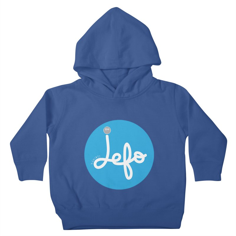 Jefo Kids Toddler Pullover Hoody by jefo's Artist Shop