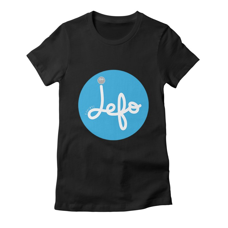 Jefo Women's Fitted T-Shirt by jefo's Artist Shop