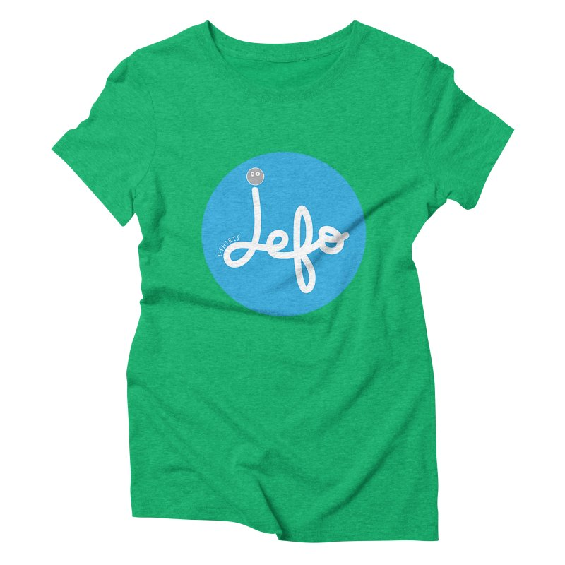 Jefo Women's Triblend T-shirt by jefo's Artist Shop