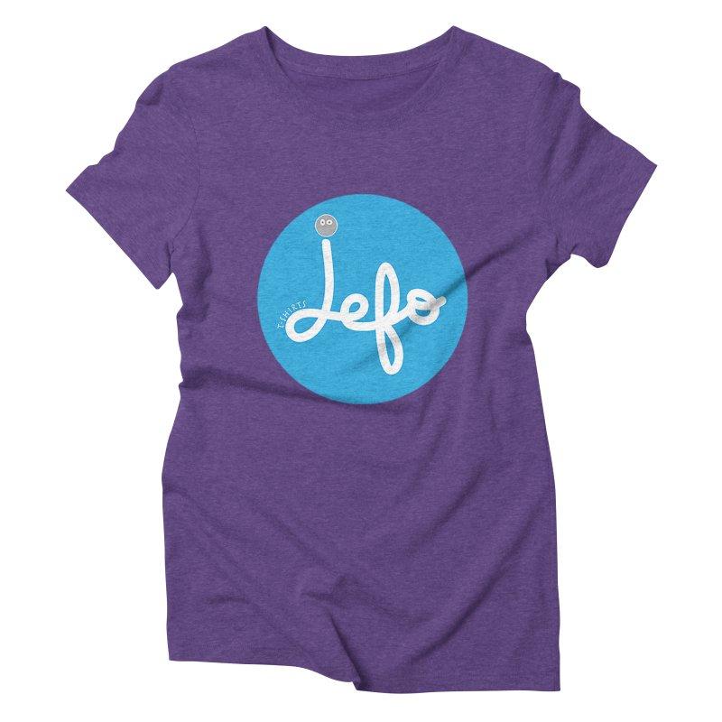Jefo Women's Triblend T-shirt by jefo's Artist Shop