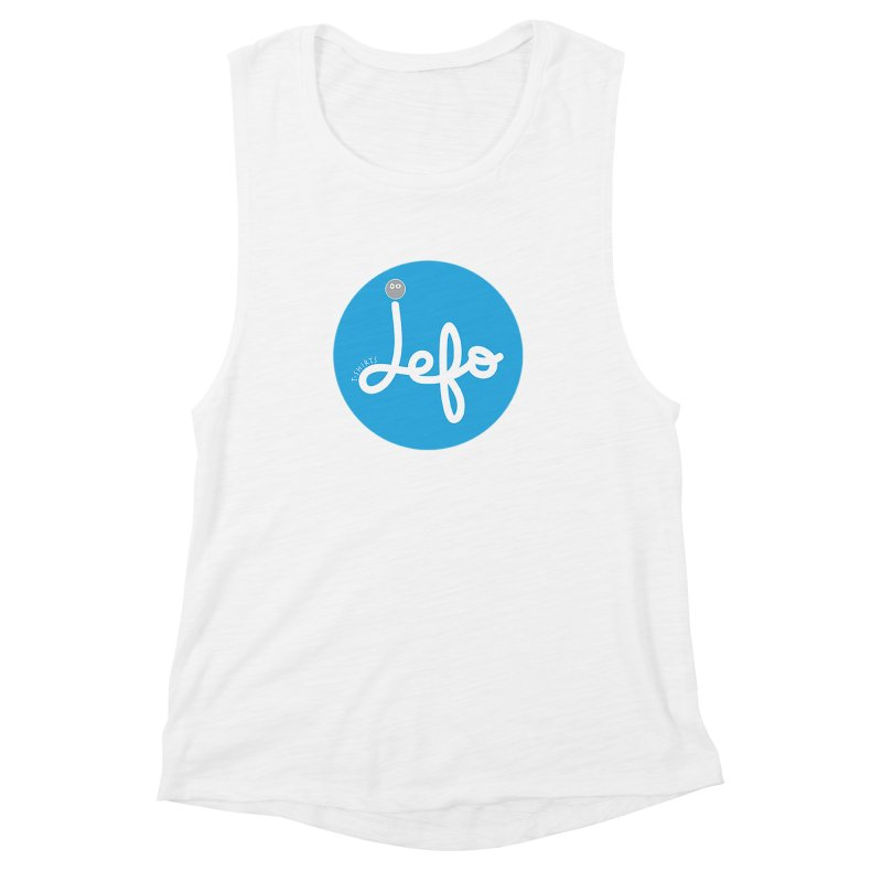 Jefo Women's Muscle Tank by jefo's Artist Shop