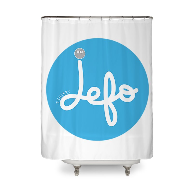 Jefo Home Shower Curtain by jefo's Artist Shop
