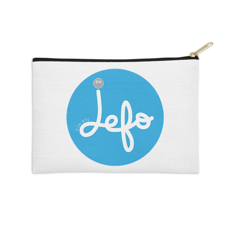 Jefo Accessories Zip Pouch by jefo's Artist Shop