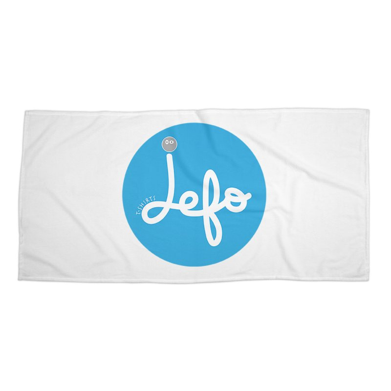 Jefo Accessories Beach Towel by jefo's Artist Shop