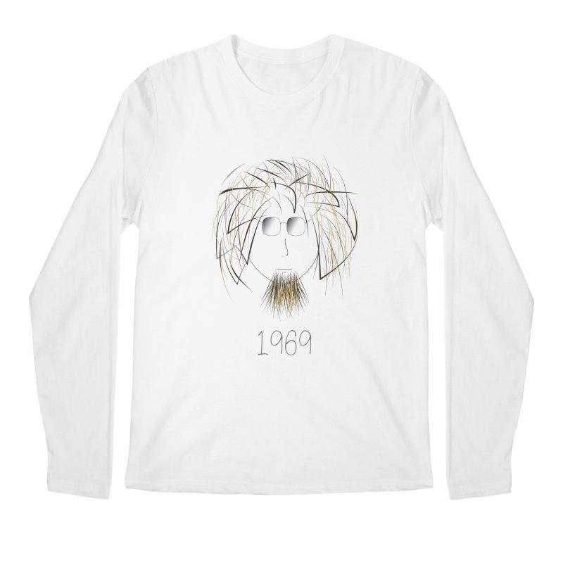 1969 Men's Longsleeve T-Shirt by jefo's Artist Shop