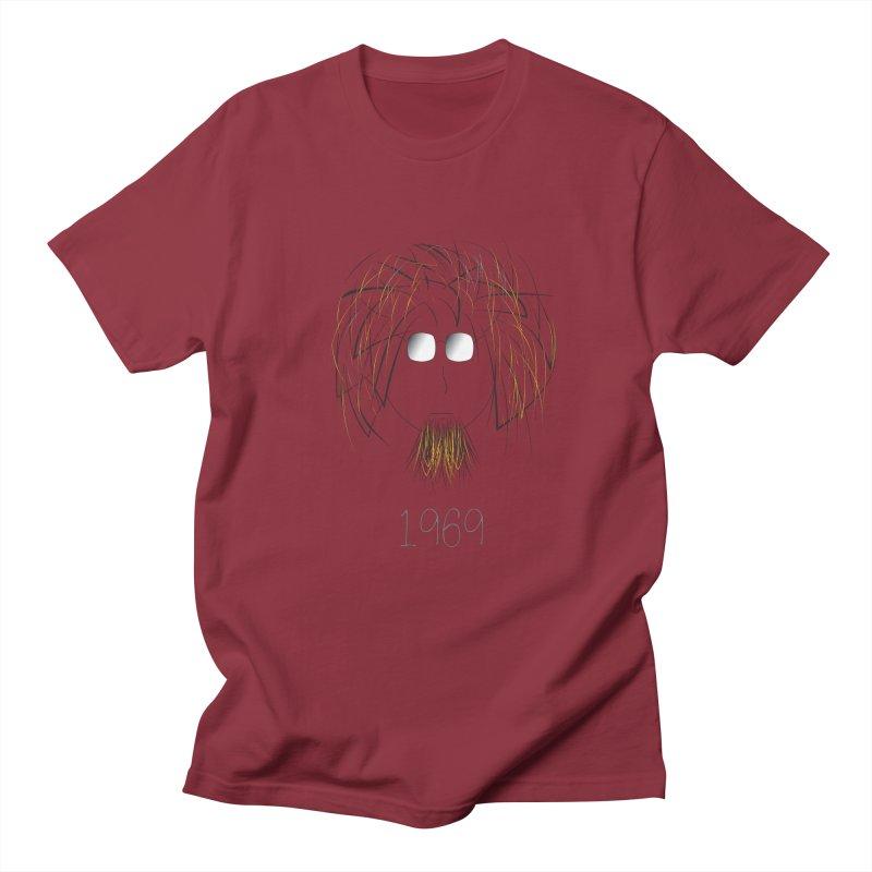 1969 Men's T-shirt by jefo's Artist Shop