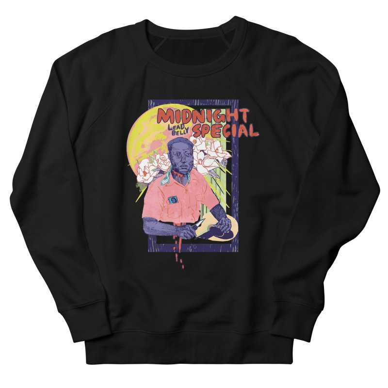 Midnight Special Women's French Terry Sweatshirt by Jellineck