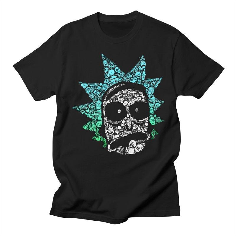 Infinite Realities Men's T-shirt by jellodesigns's Store