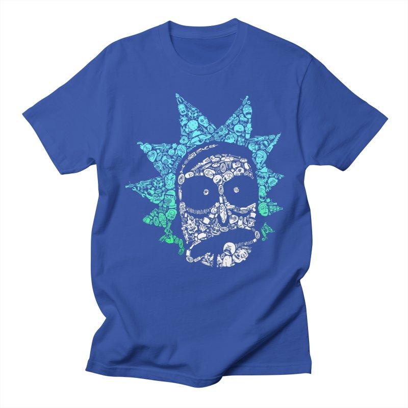 Infinite Realities Men's Regular T-Shirt by jellodesigns's Store