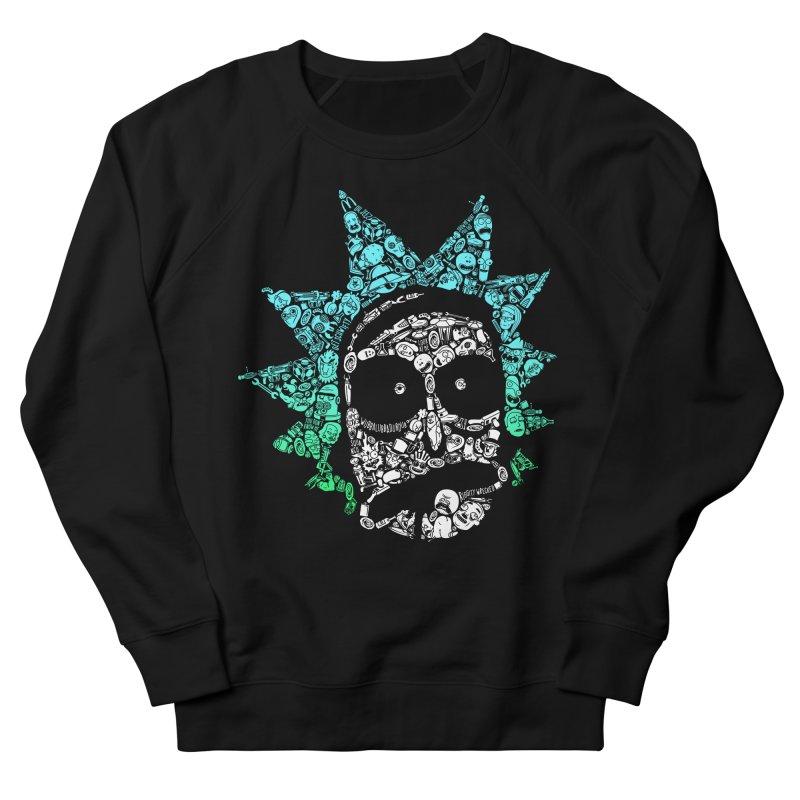Infinite Realities Men's French Terry Sweatshirt by jellodesigns's Store