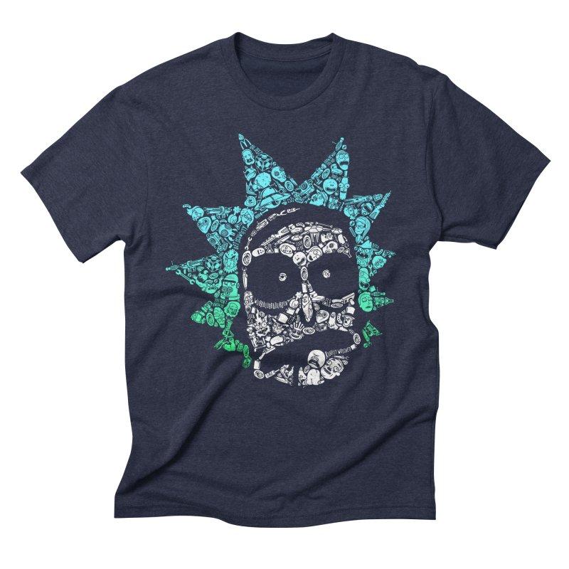 Infinite Realities Men's Triblend T-Shirt by jellodesigns's Store