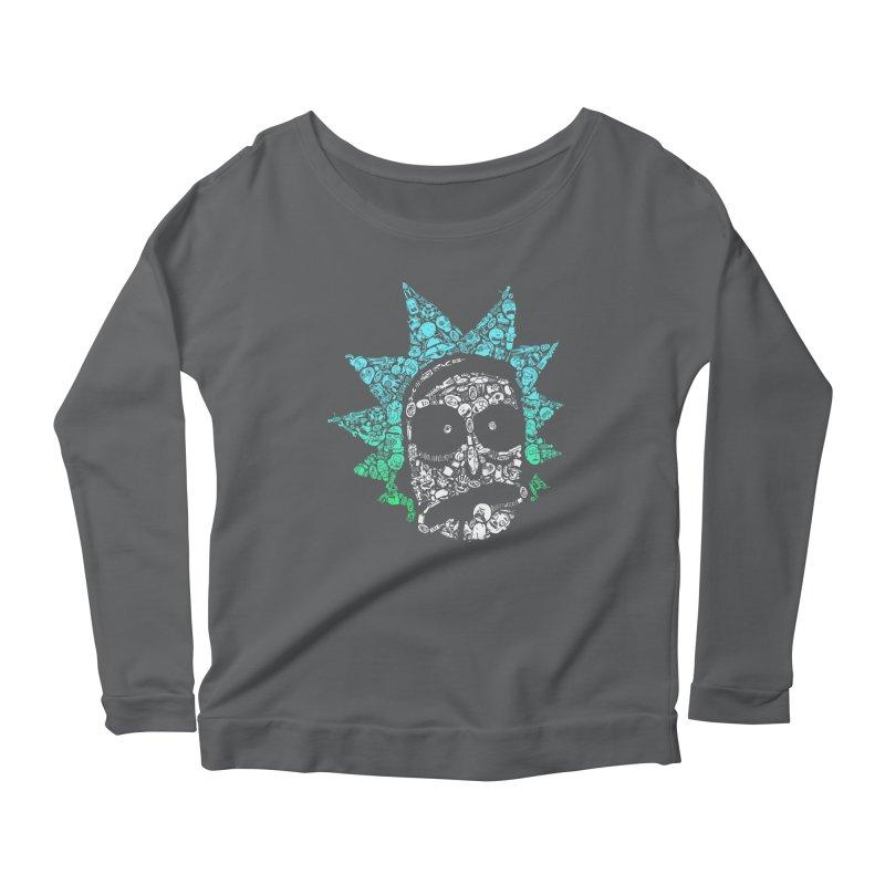 Infinite Realities Women's Longsleeve T-Shirt by jellodesigns's Store