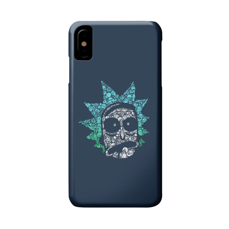 Infinite Realities Accessories Phone Case by jellodesigns's Store