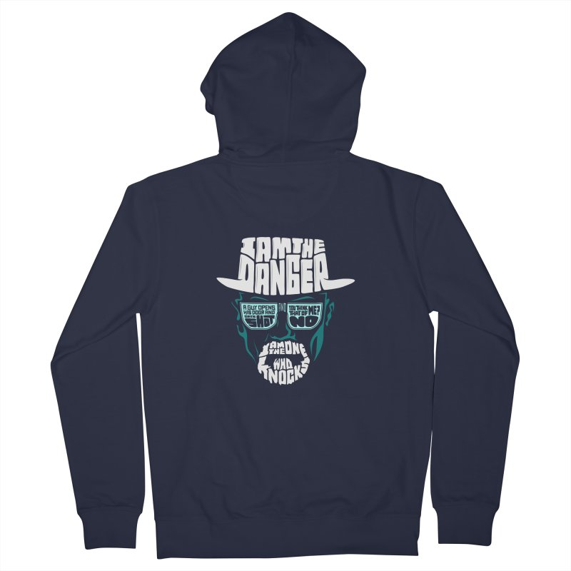 The One Who Knocks 2.0 Men's Zip-Up Hoody by jellodesigns's Store