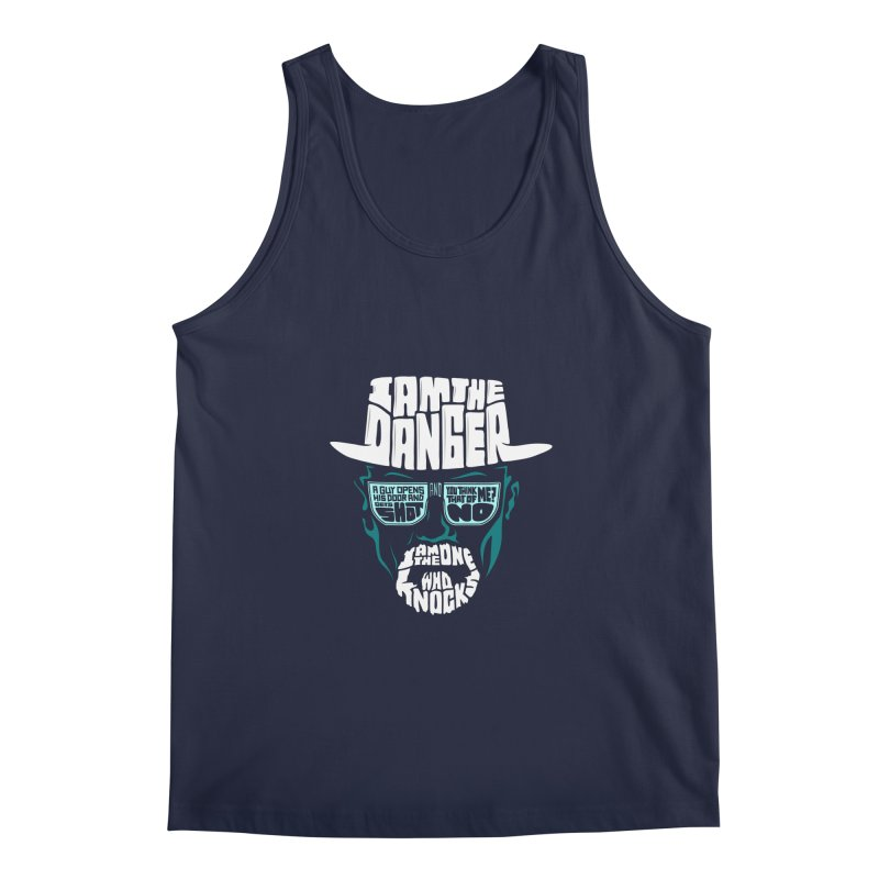 The One Who Knocks 2.0 Men's Tank by jellodesigns's Store